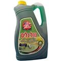 Средство для мытья посуды с ароматом лимона, экономичная упаковка емкостью 4 л.