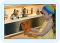 """צעצוע של גלריה - """"איפה מיש?""""  - פעילות המיועדת לגילאי שנתיים וחצי – חמש"""