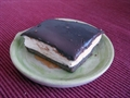 עוגת קרם קצפת ושוקולד